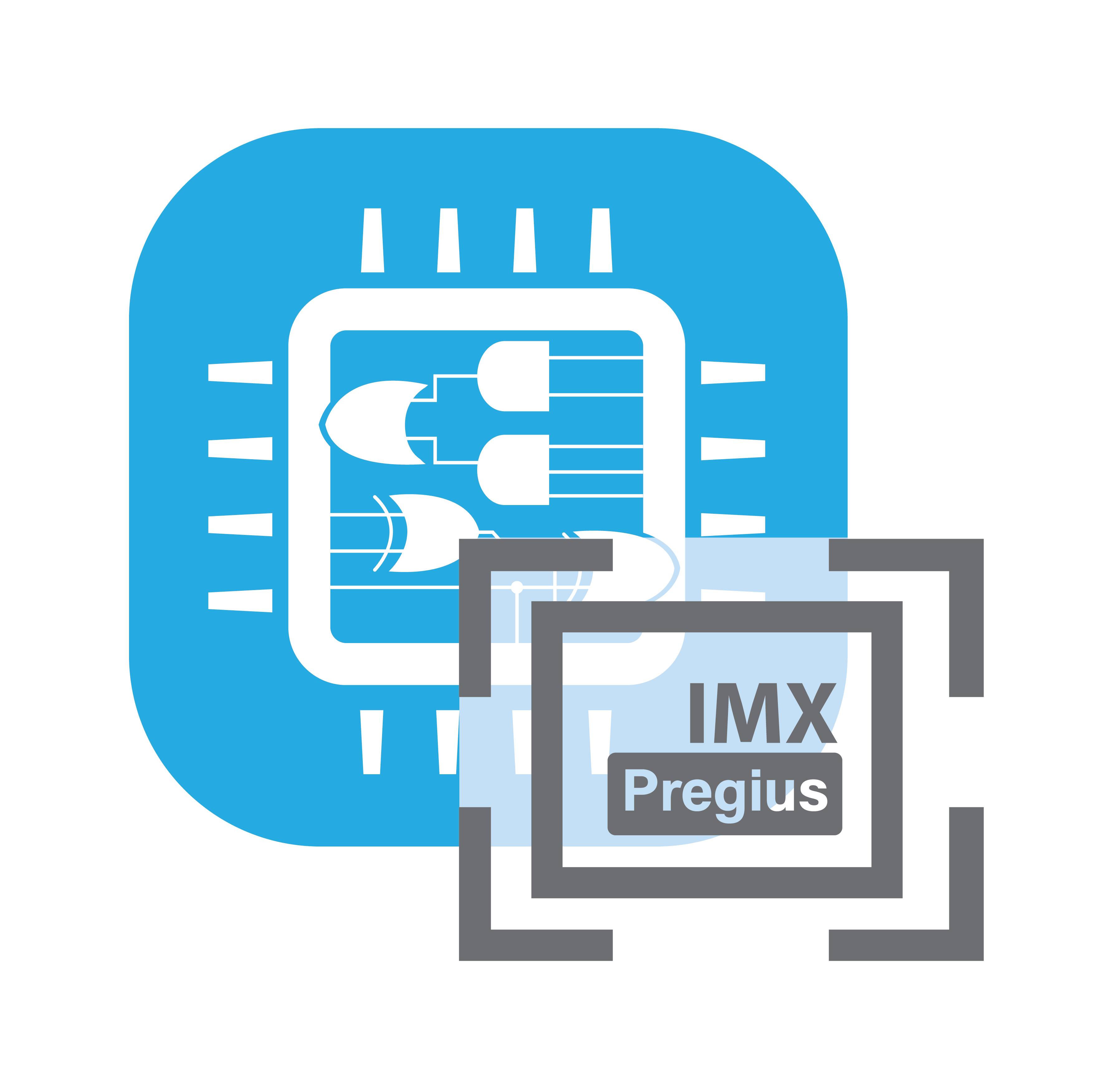 IMX Pregius IP Core